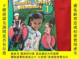二手書博民逛書店HeaIth罕見Safety Manners Reader1Y1