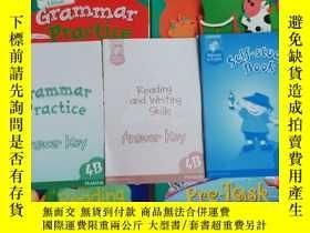 二手書博民逛書店LONGMAN罕見WELCOME TO ENGLISH + Gr