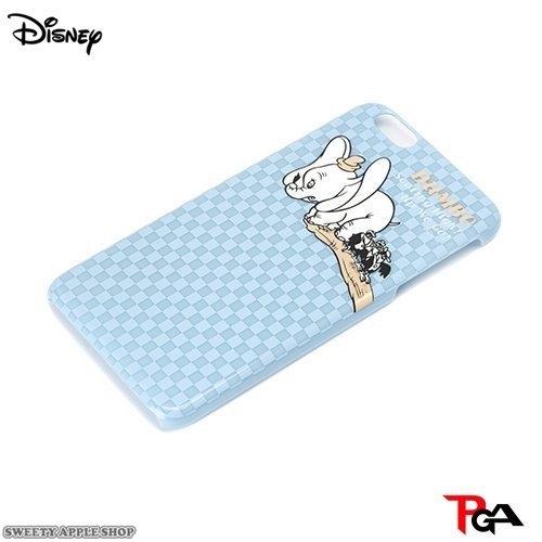 日本限定 iJacket x DISNEY 迪士尼 小飛象 格紋  iphone6 Plus / 6s Plus 5.5inch 手機保護殼套