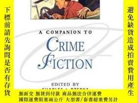 二手書博民逛書店A罕見Companion To Crime Fiction (blackwell Companions To Li