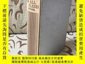 二手書博民逛書店The罕見way of all flesh by Samuel