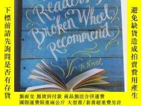 二手書博民逛書店The罕見Readers of Broken Wheel Rec
