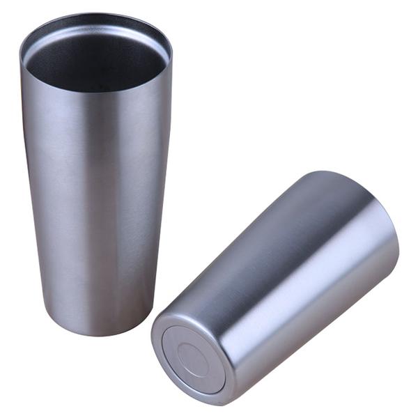 不銹鋼 雙層 保溫保冷杯 大容量250ml【AE0059-02】保溫杯 保冷杯