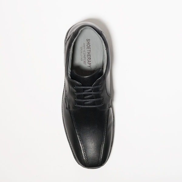 SAPATOTERAPIA 巴西舒適直套式經典男鞋-黑