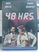 影音專賣店-C13-013-正版DVD-電影【48小時1】-尼克諾特 艾迪墨菲 安娜特奧圖