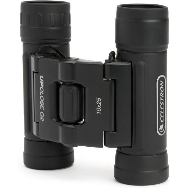耀您館★美國CELESTRON雙筒望遠鏡Upclose G2 10X25mm雙眼10倍防水望遠鏡ROOF屋脊式71233