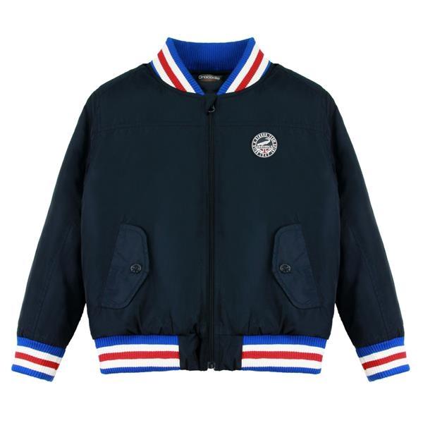 『小鱷魚童裝』舖棉飛行外套(08號~20號)532703