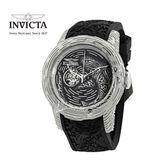 【INVICTA】S1-毛利魚賽車錶 50.5mm-黑色