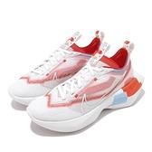Nike 休閒鞋 Wmns Vista Lite SE 白 紅 女鞋 厚底 老爹鞋 透明鞋面設計 【ACS】 CJ1649-100