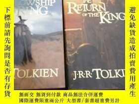 二手書博民逛書店The罕見Fellowship of the Ring, The