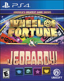 PS4 America'S Greatest Game Shows: Wheel of Fortune & Jeopardy! 財富與危險之輪!(美版代購)