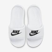 Nike Wmns Victori One Slide [CN9677-100] 女鞋 運動 涼鞋 拖鞋 游泳 海灘 白