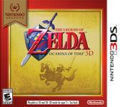 3DS 任天堂精選:薩爾達傳說:時之笛 3D(美版代購)