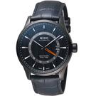MIDO美度先鋒系列兩地時區腕錶 M0384293605100 黑