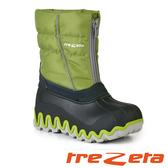 【義大利 TREZETA】 女 中筒保暖雪鞋『綠』16461 雪靴 │ 透氣 保暖抗寒 保暖靴 雪地 寒流穿搭