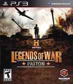 PS3 歷史:傳奇巴頓的戰爭(美版代購)