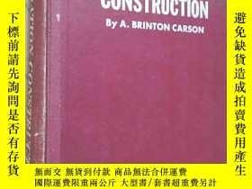 二手書博民逛書店FOUNDATION罕見CONSTRUCTION【英文原版16開