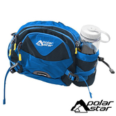 【PolarStar】多功能腰/背包『天藍』P18726 露營.戶外.健行.旅遊.旅行.自助旅行.多隔間