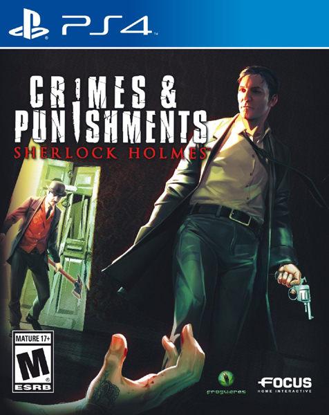 PS4 福爾摩斯 罪與罰(美版代購)