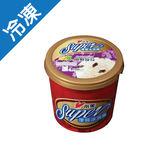 小美SUPER優質冰淇淋-蘭姆葡萄650g【愛買冷凍】