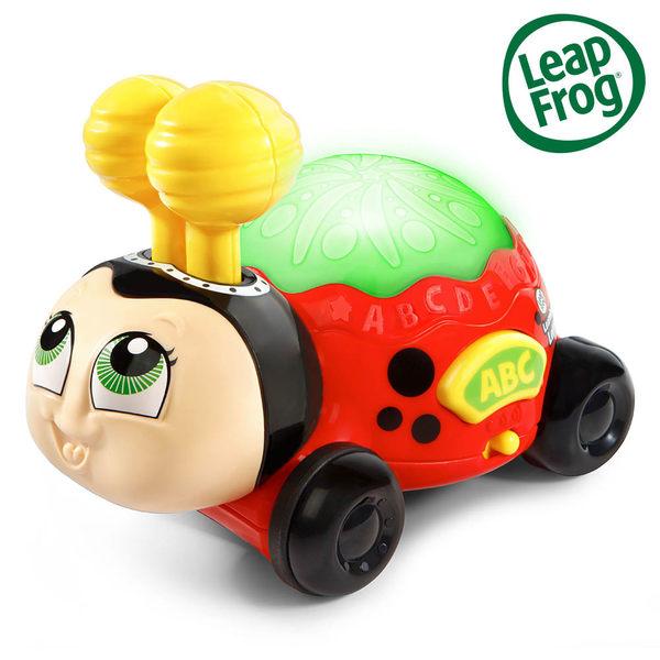 【愛吾兒】美國 Leap Frog 跳跳蛙 亮亮小瓢蟲