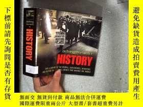 二手書博民逛書店defining罕見moments in HISTORY 定義歷