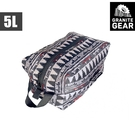 Granite Gear 1000261 70D ZippSack 輕量拉鍊式立體收納袋 (5L) / 城市綠洲