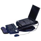 可調整式筆記型電腦平台(附風扇)