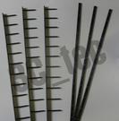 [ 10孔 1inch 裝訂250張 壓條裝訂機用壓條 壓條 100套/1盒 ] WB-3000 WB-4000用