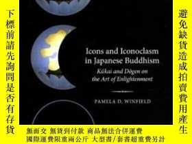 二手書博民逛書店Icons罕見And Iconoclasm In Japanes