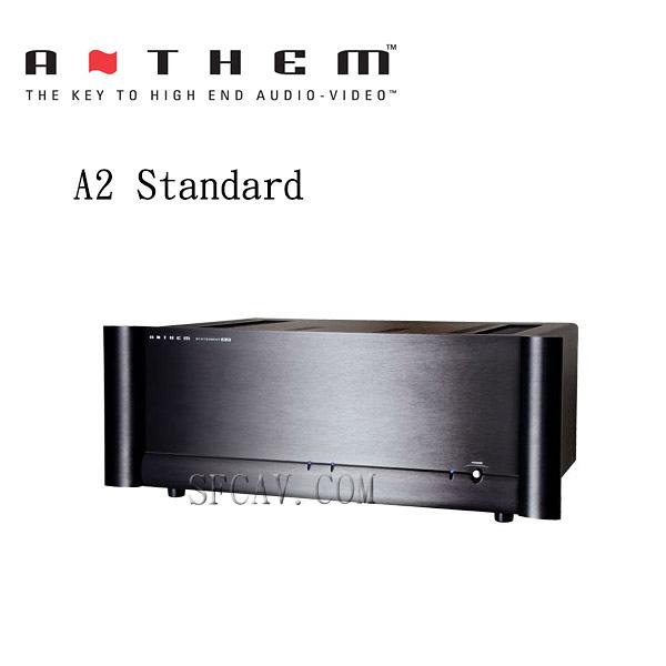 【竹北勝豐群音響】Anthem A2 Standard 後級擴大機