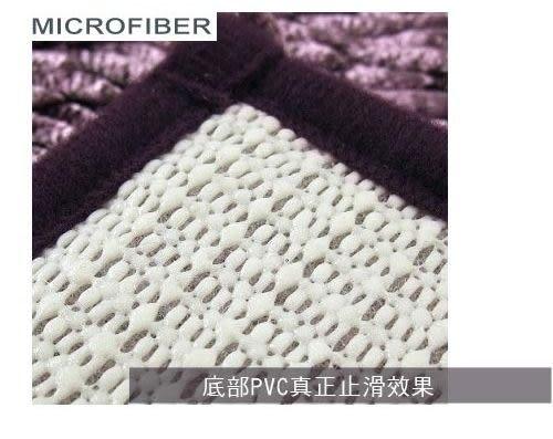 [AWANA]時尚亮面超細纖維地墊