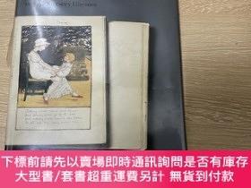 二手書博民逛書店Kate罕見Greenaway's Mother Goose, 手稿版,漂亮插圖,精裝16開Y9461 Kat