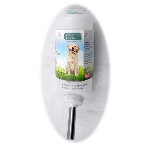 立可吸-  DW-32犬用飲水瓶 寵物飲水瓶-32oz大容量(960cc.)  美國寵物第一品牌LIXIT®