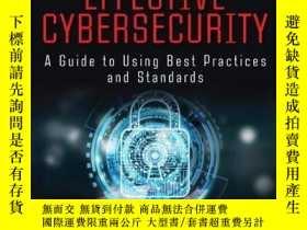 二手書博民逛書店Effective罕見CybersecurityY255562 William Stallings Addis