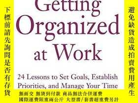 二手書博民逛書店Getting罕見Organized At WorkY256260 Kenneth Zeigler Mcgra