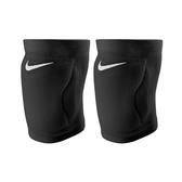 Nike Volleyball Knee Pads [NVP050012S] 運動 排球 防護 吸震 護膝 黑 S