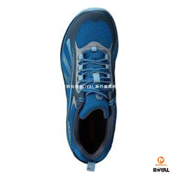 MERRELL 新竹皇家 FAIENCE 藍色  健行用運動鞋 女款 NO.I7509