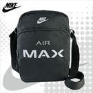 NIKE 側背包 AIR MAX SMALL ITEMS BAG 小包 斜背包 隨身包 黑色 BA5776-013 得意時袋