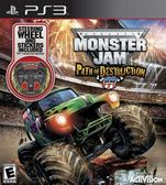 PS3 Monster Jam 3: Path of Destruction 衝鋒大車拼3(美版代購)