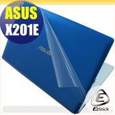 【EZstick】ASUS X201 X201E 系列專用 二代透氣機身保護貼(含上蓋、鍵盤週圍)DIY 包膜