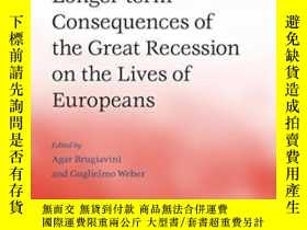 二手書博民逛書店Longer-term罕見Consequences Of The Great Recession On The L