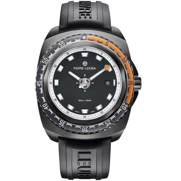 Favre-Leuba域峰表RAIDER系列DEEP BLUE腕錶 00.10102.09.13.31