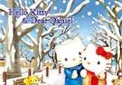 【P2拼圖】三麗鷗 Hello Kitty - 冬之戀歌 (300pcs) HP0300S-182