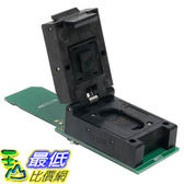 [107美國直購] eMMC153/169 Reader test 插座 socket SD BGA153/169 IC Size 11.5x13mm Data Recovery