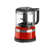 KitchenAid 3.5 cup 迷你食物調理機(升級版) 經典紅 3KFC3516TER