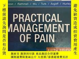二手書博民逛書店Practical罕見Management of Pain, 5