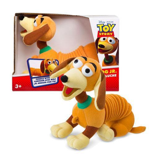 【美國Slinky】】彈簧狗軟質玩偶 (8吋)