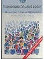 二手書博民逛書店 《Managing Human Resource》 R2Y ISBN:0324282869│Bohlander