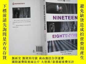 二手書博民逛書店NINETEEN罕見EIGHTY -FOURY198833